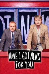 Have I Got News for You - Season 62   Watch Movies Online