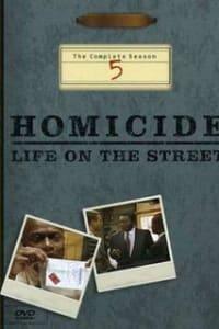 Homicide: Life on the Street - Season 5 | Bmovies