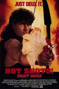 Hot Shots! Part Deux   Bmovies