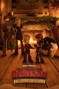How to Train Your Dragon: Snoggletog Log | Bmovies