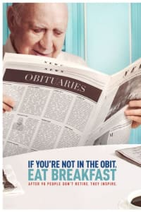 If You're Not in the Obit, Eat Breakfast | Bmovies