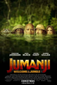 Jumanji: Welcome to the Jungle | Bmovies
