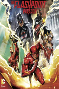 Justice League: The Flashpoint Paradox | Bmovies