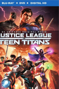 Justice League vs Teen Titans | Bmovies