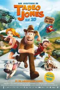 Las aventuras de Tadeo Jones (Tad, the Lost Explorer) | Bmovies