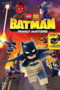 LEGO DC: Batman - Family Matters | Bmovies