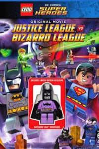Lego Dc Justice League Vs Bizarro League | Bmovies