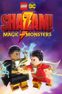 LEGO DC: Shazam - Magic & Monsters | Bmovies