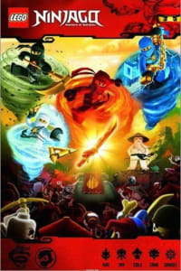 LEGO Ninjago Masters of Spinjitzu - Season 3 | Bmovies