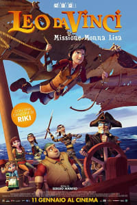 Leo Da Vinci: Mission Mona Lisa | Bmovies