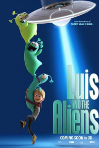 Luis And The Aliens | Bmovies