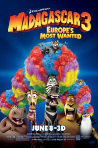 Madagascar 3: Europe's Most Wanted | Bmovies