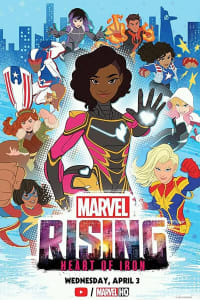 Marvel Rising: Heart of Iron | Bmovies
