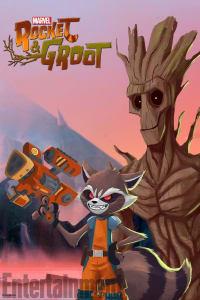 Marvel's Rocket and Groot - Season 1
