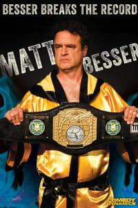 Matt Besser Breaks The Record | Bmovies