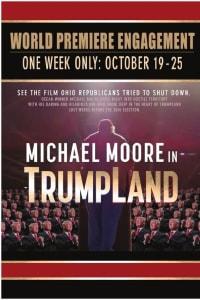 Michael Moore in TrumpLand | Bmovies