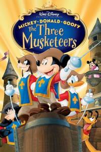 Mickey, Donald, Goofy: The Three Musketeers | Bmovies