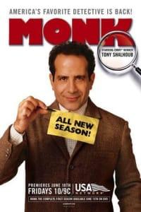 Monk - Season 1 | Bmovies