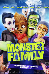 Monster Family | Bmovies