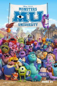 Monsters University | Bmovies