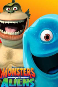 Monsters vs Aliens - Season 1 | Bmovies