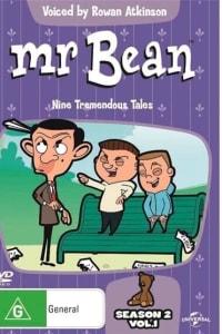 Mr. Bean: The Animated Series - Season 2 | Bmovies