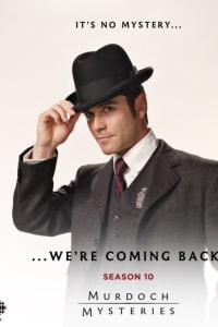 Murdoch Mysteries - Season 10 | Bmovies