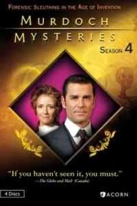 Murdoch Mysteries - Season 4 | Bmovies