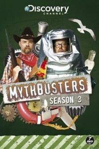 MythBusters - Season 3 | Bmovies