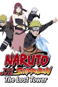Naruto Shippuuden Movie 4: The Lost Tower | Bmovies