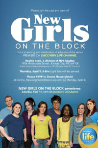 New Girls On the Block - Season 1 | Bmovies