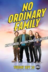 No Ordinary Family - Season 1