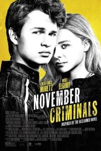 November Criminals | Bmovies
