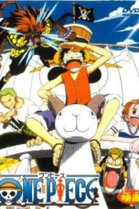 One Piece The Movie 01: The Great Gold Pirate | Bmovies