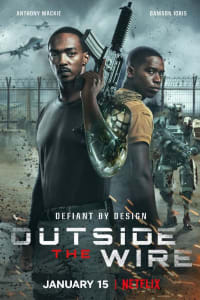 Outside the Wire | Watch Movies Online