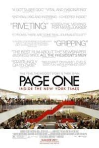 Page One: Inside the New York Times | Bmovies