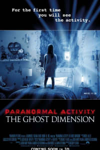 Paranormal Activity: The Ghost Dimension | Bmovies