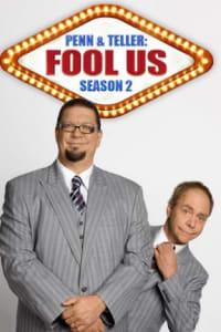Penn and Teller Fool Us - Season 02 | Bmovies