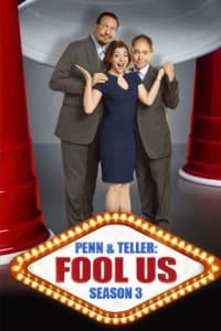 Penn and Teller Fool Us - Season 03 | Bmovies