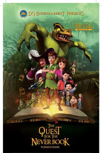 Peter Pan: The Quest for the Never Book | Bmovies