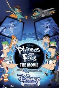 Phineas and Ferb The Movie: Across the 2nd Dimension | Watch Movies Online