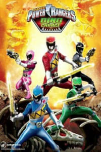 Power Rangers Dino Charge - Season 22   Bmovies