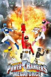 Power Rangers Megaforce - Season 20 | Bmovies