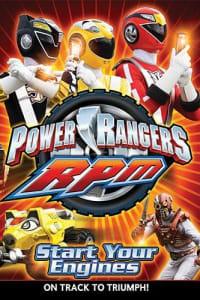 Power Rangers RPM - Season 17 | Bmovies