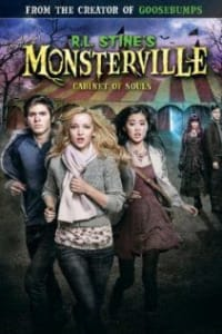 R L Stines Monsterville The Cabinet of Souls | Bmovies