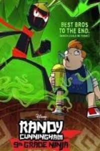 Randy Cunningham 9th Grade Ninja - Season 1 | Watch Movies Online