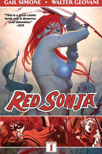 Red Sonja: Queen Of Plagues | Bmovies