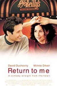 Return to me | Bmovies