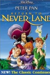 Return to Never Land   Bmovies
