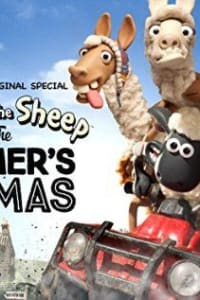 Shaun The Sheep: The Farmers Llamas | Bmovies